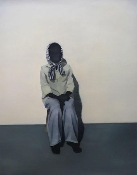 Nguyen Thai Tuan, 'Black Painting No. 32', 2008