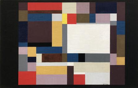 Ilya Bolotowsky, 'Black Light', 1949