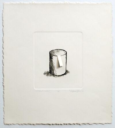 Liliana Porter, 'Untitled Whit Shadow', 1970