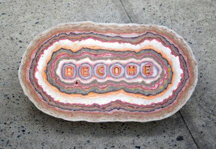 Keetra Dean Dixon & JK Keller, 'Become', 2009