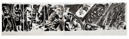 Allen Jones, 'Greasepaint', 1988