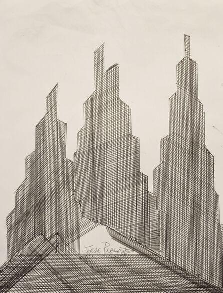 Jorge Pablo Hernandez, 'The New York Triplets II', 2017