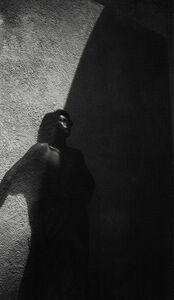 Miguel Angel Rojas, 'Autorretrato con Luz de Luna', 1964