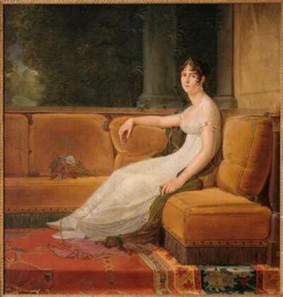 François-Pascal-Simon, called Baron Gérard, 'Madame Bonaparte', 1809