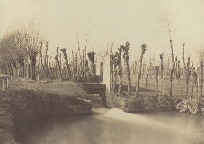 Léon Gérard, 'Landscape, Montebello', ca. 1860