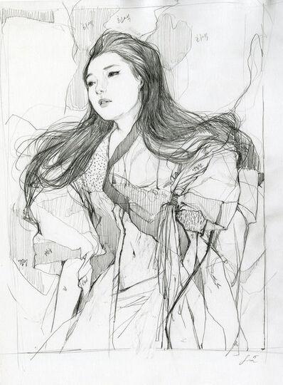 """Soey Milk, '""""Narisa Study""""', 2015"""