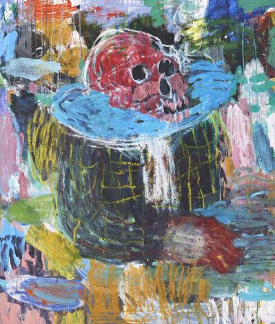 Misheck Masamvu, 'Gift from John Baptist', 2017