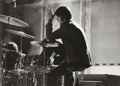 Terry O'Neill, 'Ringo Starr, London Recording Studio, April', 1964