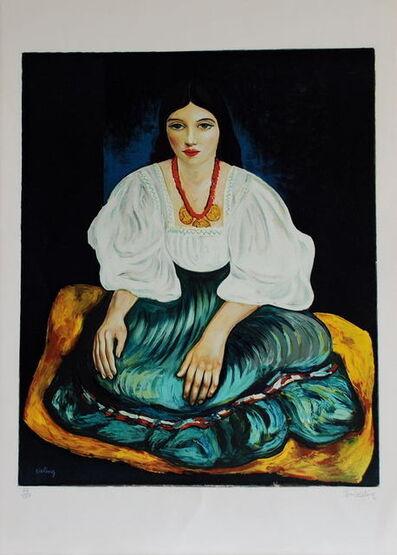 Moise Kisling, 'Femme', 1952