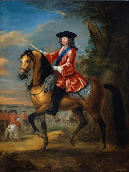 John Vanderbank, 'George I', 1726