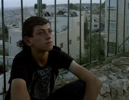 Valérie Jouve, 'Untitled (Characters with Mahmoud Abu al Hawa)', 2008