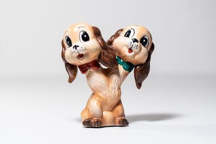 Debra Broz, 'Double Puppy', 2021