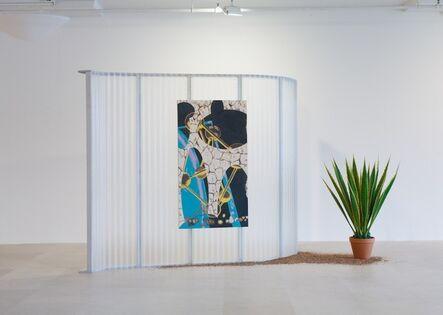William Leavitt, 'Body Space', 2012