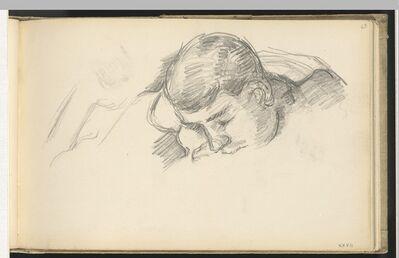 Paul Cézanne, 'The Artist's Son Reading', ca. 1887