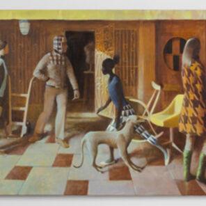 Benjamin Senior, 'The Yellow Shop', 2014