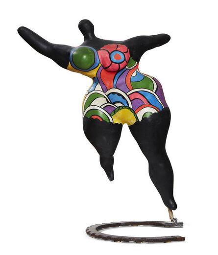 Niki de Saint Phalle, 'Nana moyenne danseuse', 1970