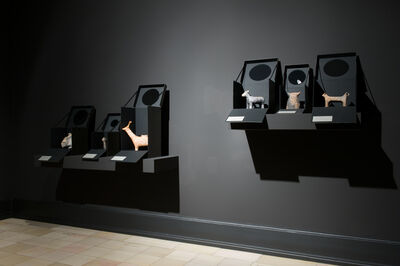 Mathilde ter Heijne, 'Experimental Archeology: Owl shaped vessel', 2007