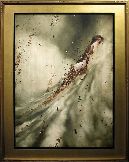 "Brad Kunkle, '""Tidal"" ', 2014"