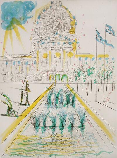 Salvador Dalí, 'City Hall', 1970