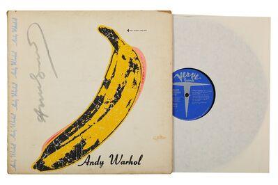 Andy Warhol, 'Velvet Underground LP'