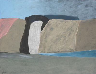Toni Onley, 'Badlands', 1967
