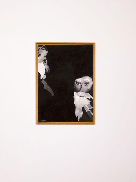 Bruno Knutman, 'Julaftonskväll 1936', 2010