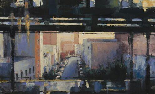 Jeff Bellerose, 'Straight', 2017