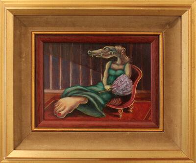 Gregg Gibbs, 'Alligator Lady', 2012