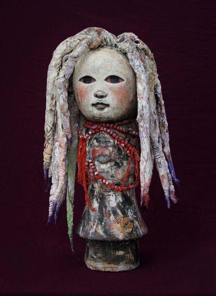 Mariana Monteagudo, 'Rasta from the Canvas Dolls series', 2018