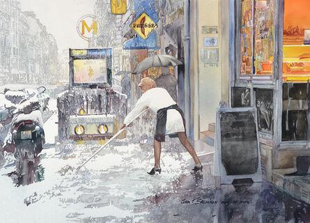 John Salminen, 'Winter in Paris'