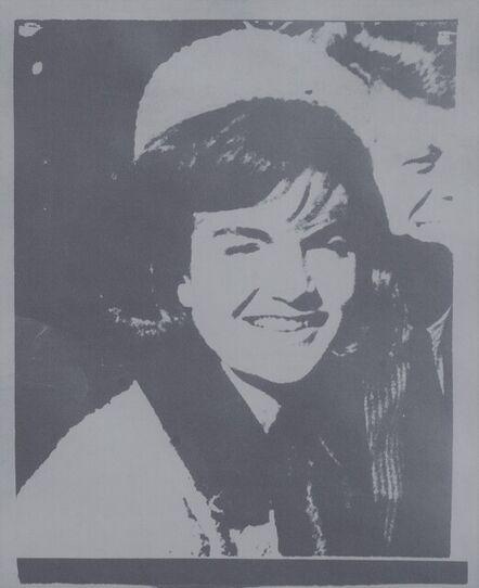 Andy Warhol, 'Jackie Kennedy ( Jackie I)', ca. 1963