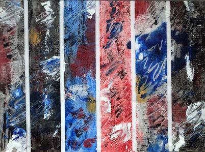 Sara Petitt, 'Altered Stripe', 2021