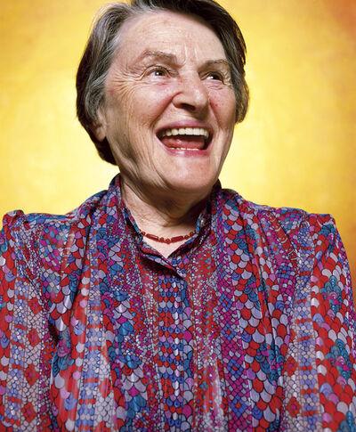 Andres Serrano, 'Gisela Glaser, Holocaust Survivor (America)', 2003