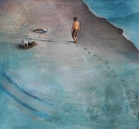 Kay Bradner, 'Digging Holes', 2015