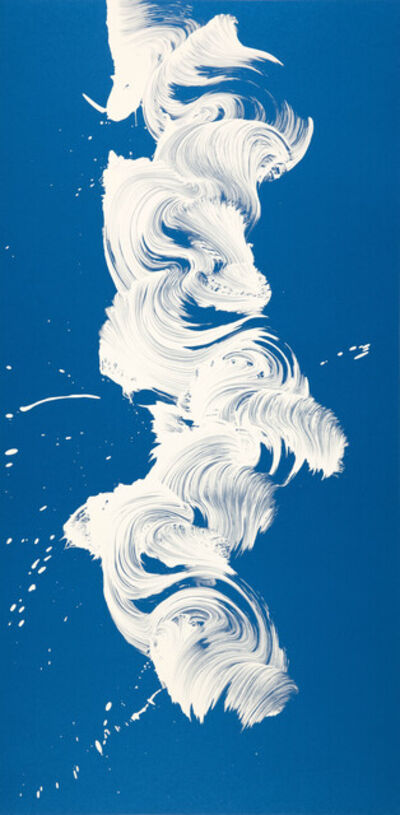 James Nares, 'Particle and Wave 1', 2021