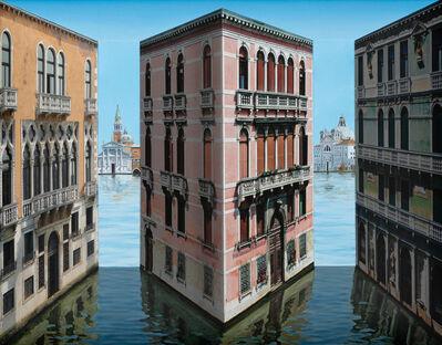 Patrick Hughes, 'Very Venice, 2018', 2018