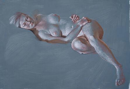 Miriam Escofet, 'Life Drawing - Reclining', 2015