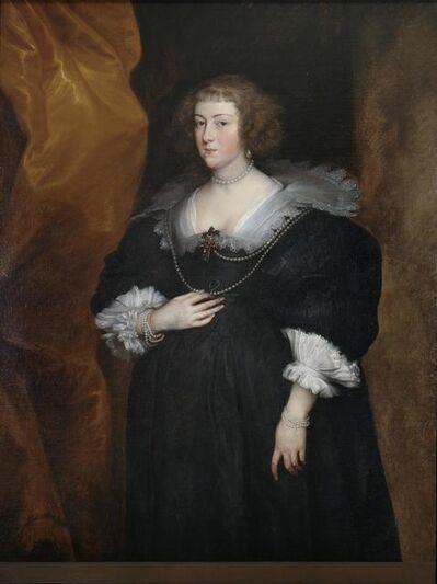 Anthony van Dyck, 'Portrait of a Lady', 1630-1640