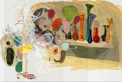 Elena Blasco, 'Jarrones de colores', 2007