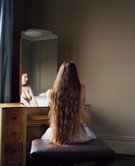 Jocelyn Lee, 'Untitled (Jena looking in mirror)', 2009