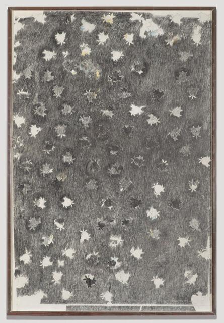 Ed Moses, 'Rose #5', 1963