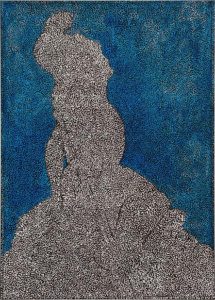 Daniel Boyd, 'Untitled (AIAMTHMFS)', 2020