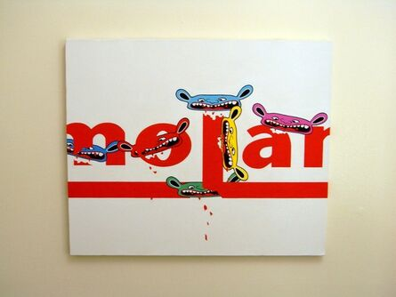 CEAUX (b. 1987), 'LIMOLAND - The Big Eaters', 2010