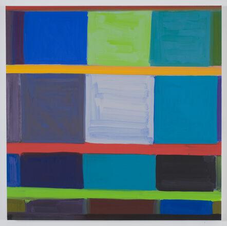 Stanley Whitney, 'Loveroot', 2008
