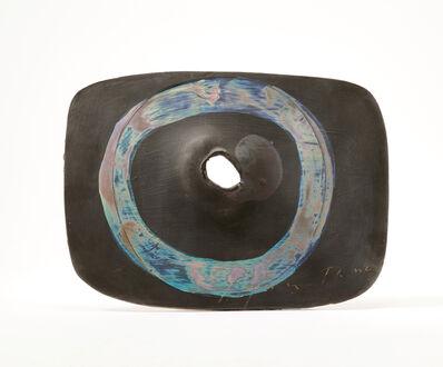 Lucio Fontana, 'Concetto spaziale', 1962-1963