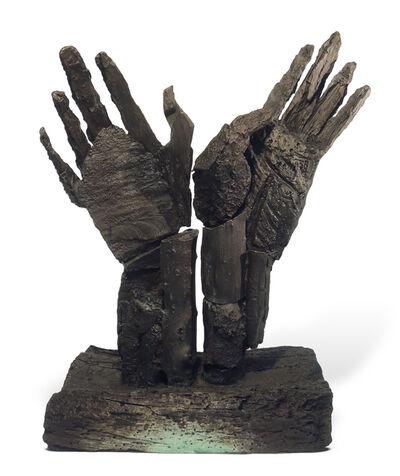 Dietrich Klinge, 'Hand 109-110', 2020