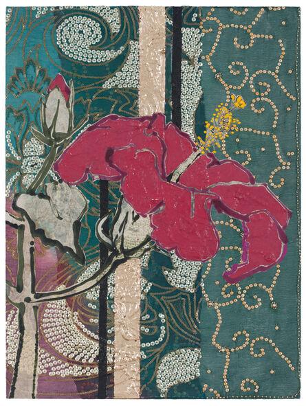 Robert Kushner, 'Pink Hibiscus ', 2017