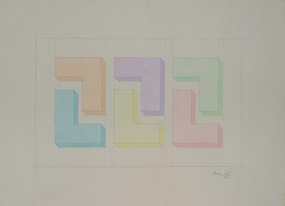 Alejandro Puente, 'Sistema cromático', 1967