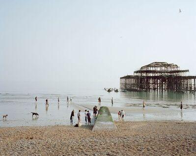 Simon Roberts, 'Brighton West Pier, East Sussex, April 2011 (Lost Pier)', 2011