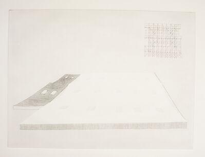 Heidi Neilson, 'Heidi Neilson, Roofs 17, From the 7', 2006